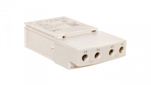 Blok styków pomocniczych 2Z 5A 250V AC/DC LUFN20