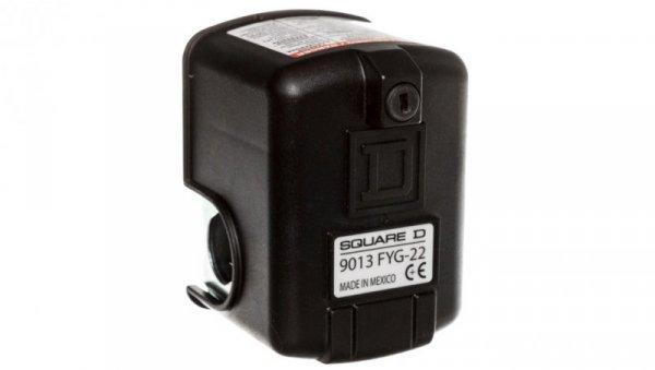 Wyłącznik ciśnieniowy 2,8-7Bar 2R dwuprogowy FYG22