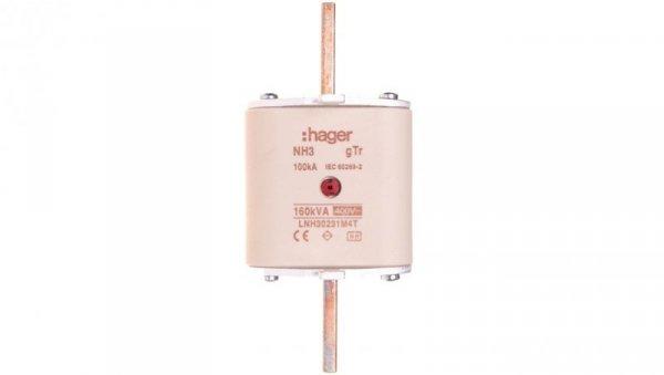 Wkładka bezpiecznikowa NH3 231A gTr 400V LNH30231M4T