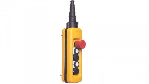 Kaseta sterownicza (suwnicowa) góra-dół/lewo-prawo 1-biegowa + przycisk bezpieczeństwa XACA48131