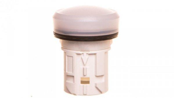 Główka lampki sygnalizacyjnej 22mm biała plastikowa IP69k Sirius ACT 3SU1001-6AA60-0AA0