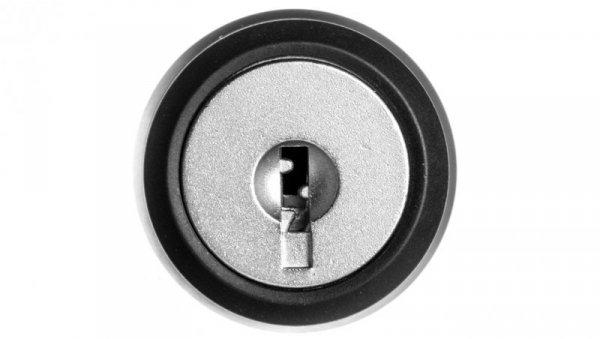 Napęd przełącznika 3 położeniowy I-O-II 22mm 2x klucz RONIS SB30 bez samopowrotu plastik IP69k Sirius ACT 3SU1030-4CL01-0AA0
