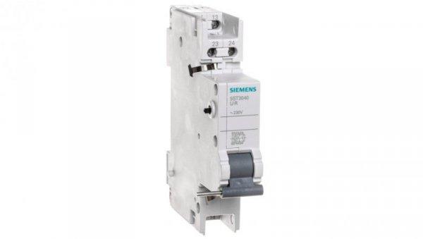 Wyzwalacz zanikowy 230V AC z dodatkowymi stykami 2R 5ST3040