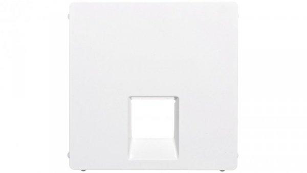 VALENA LIFE Plakietka gniazda komputerowego biały 755410