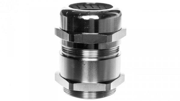 Dławnica kablowa mosiężna EMC M50 IP68 HELUTOP MS-EP4 M50x1,5 905188