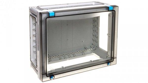 Obudowa pusta 276x366x186mm IP66 transparentne Enystar FP 0211 68000206