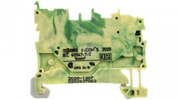 Złączka bazowa X-COMS 1-przewodowa / 1-pinowa 2020-1207