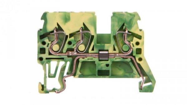 Złączka 3-przewodowa PE 2,5mm2 żółto-zielona 870-687 /100szt./