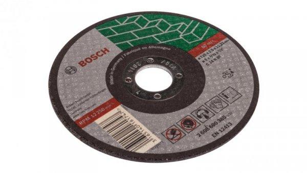 Tarcza tnąca prosta 125mm rozcinanie FI125mm 2608600385 /5szt./