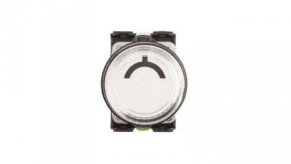 Lampka sygnalizacyjna 30mm przezroczysta 24-230V AC/DC W0-NEF30WPW