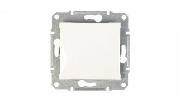 Sedna Łącznik jednobiegunowy 10AX kremowy SDN0100123