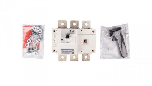 Rozłącznik izolacyjny 3P 400A HA357