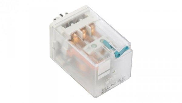 Przekaźnik przemysłowy 3P 10A 12V DC AgNi R15-2013-23-1012-WT 802843