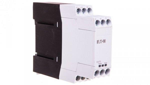 Zabezpieczenie termistorowe 6xPT 24–240V AC/DC bez blokady EMT6 066166
