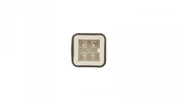 Wkład złącza 3P+PE męski 23A 400V EPIC H-A 3 SS 10420000