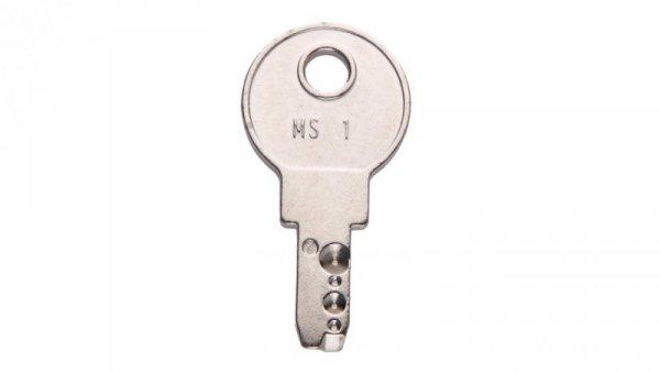 Klucz zapasowy MS1 M22-ES-MS1 216416