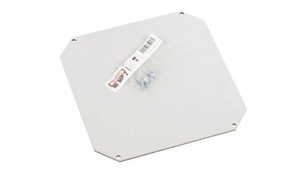 Płyta montażowa 265x265mm tworzywo Mi MP 2 HPL2000017