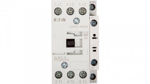 Stycznik mocy 32A 3P 42V AC 1Z 0R DILM32-10(42V50HZ,48V60HZ) 277256