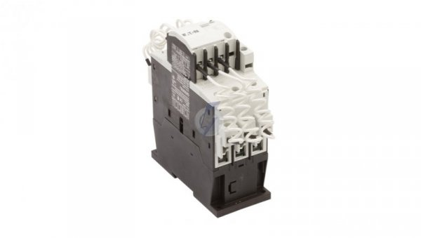 Stycznik do baterii kondensatorowych 3P 50kvar 1Z 0R 230V AC DILK50-10 294076