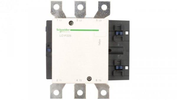 Stycznik mocy 225A 3P 230V AC 0Z 0R LC1F225P7