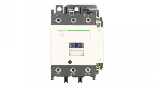 Stycznik mocy 80A 3P 110V AC 1Z 1R LC1D80F7