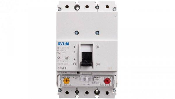 Wyłącznik mocy 3P 125A 25kA NZMB1-A125 259080