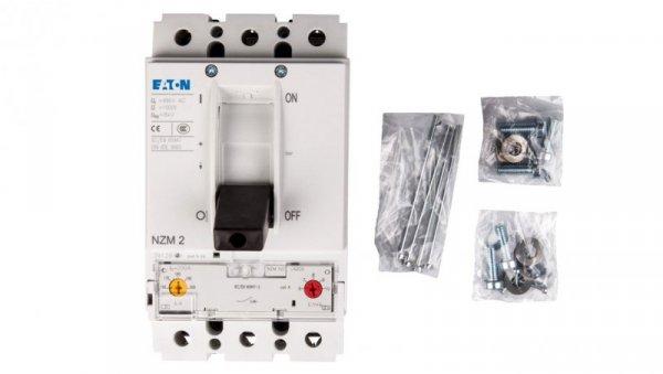 Wyłącznik mocy 3P 200A 50kA NZMN2-A200 259093