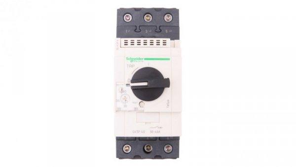 Wyłącznik silnikowy 3P 18,5kW 30-40A (EVK) GV3P40