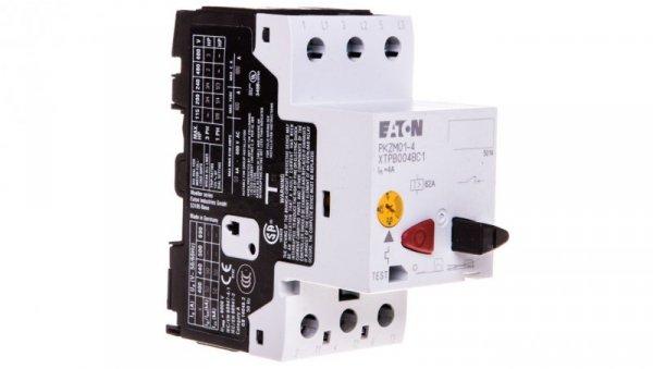 Wyłącznik silnikowy 3P 1,5kW 2,5-4A PKZM01-4 278482