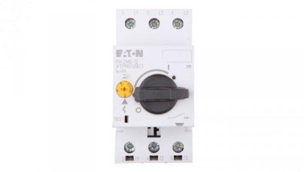 Wyłącznik silnikowy 3P 5,5kW 8-12A PKZM0-12 278486