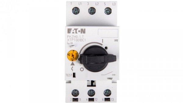 Wyłącznik do transformatorów 3P 1A 150kA PKZM0-1-T 088911