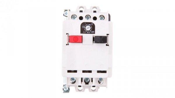 Wyłącznik silnikowy 3P 0,55kW 1-1,6A M 611 N 1,6 6112-250001