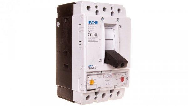 Wyłącznik mocy 3P 200A 25kA NZMB2-A200 259089