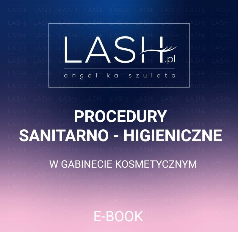 Procedury sanitarno - higieniczne (poszczególne)