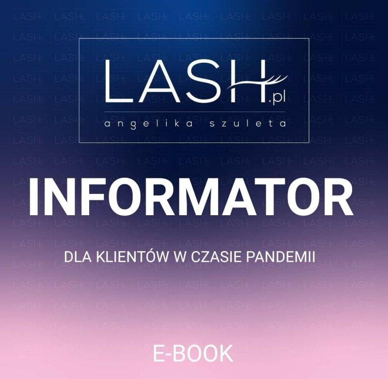 INFORMATOR dla klientów w czasie pandemii