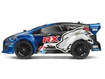 NOWOŚĆ MAVERICK ION RX 1/18 RTR ELECTRIC RALLY CAR