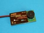 Elektroniczny alarm niskiego napięcia 4,0 - 16,8V