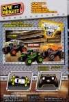 NB MONSTER JAM RC MONSTER TRUCK