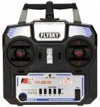 FlySky FS-i4 4CH 2.4GHz + odbiornik A6
