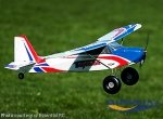 TUNDRA V2 DURAFLY (PNF) - Red/Blue - 1300mm (51) Sports Model w/Flaps