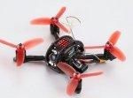 Dron wyścigowy Glowworm 120 FPV 600 TVL HD