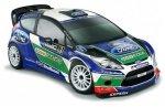 ZDALNIE STEROWANY R/C 2012 FORD FIESTA RS WRC 1:24