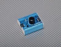 3-funkcyjny Tester Serw (Serwomechanizmów) w metalowej obudowie