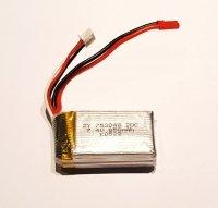 Akumulator Li-PO: 850mAh 7.4V 20C 2S