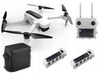 Dron Hubsan H117S Zino Combo GPS Gimbal Kamera 4K Bezszczotkowy 1km zasięgu