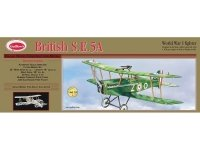 British SE5A 610mm - 202 Guillow