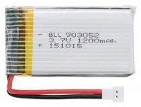 1200mAh 3.7V LiPo Molex/Walkera do Syma X5S