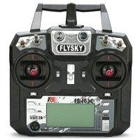 FlySky FS-i6X 10CH 2.4GHz + odbiornik FS-iA10B PPM PWM IBUS