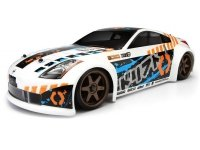 NISSAN 350Z BODY (PAINTED/WHITE/200MM<br />)