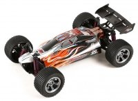 XLH: Off-road Competition Buggy 2WD 1:12 2.4GHz RTR - Czerwony